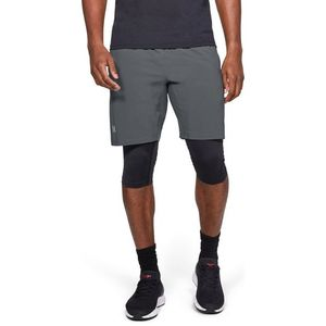 Under Armour Launch SW 2-in-1 Szorty Szary obraz