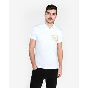 Versace Jeans Polo Koszulka Biały obraz