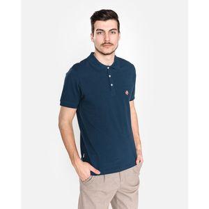 Franklin & Marshall Polo Koszulka Niebieski obraz