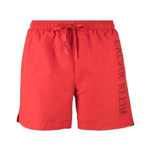 Calvin Klein Strój kąpielowy Czerwony obraz
