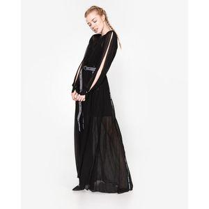 Karl Lagerfeld Sukienka Czarny obraz