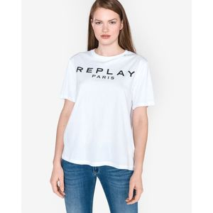 Replay Koszulka Biały obraz