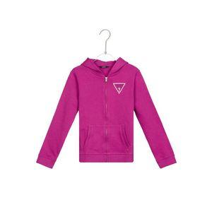 Guess Core Bluza dziecięca Różowy Fioletowy obraz