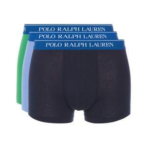 Polo Ralph Lauren 3-pack Bokserki Niebieski Zielony obraz