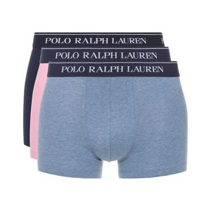 Polo Ralph Lauren 3-pack Bokserki Niebieski Różowy obraz