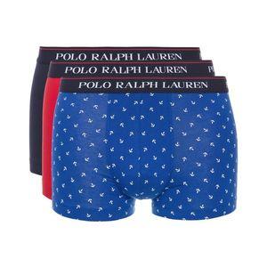 Polo Ralph Lauren 3-pack Bokserki Niebieski Czerwony obraz