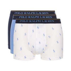 Polo Ralph Lauren 3-pack Bokserki Niebieski Biały obraz