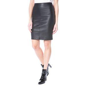 Vila Pen New Spódnica Czarny obraz