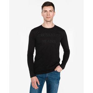 Trussardi Jeans Koszulka Czarny obraz