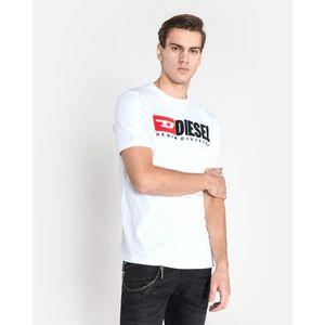 Diesel Just Division Koszulka Biały obraz