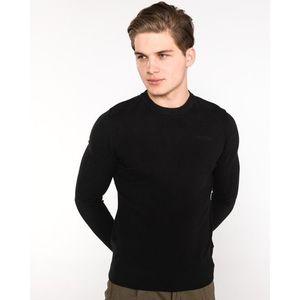 Diesel Sweter Czarny obraz