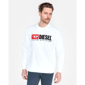 Diesel Division Bluza Biały obraz