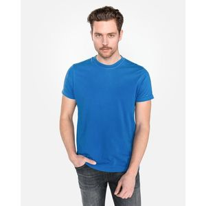 Diesel Shin Koszulka Niebieski obraz