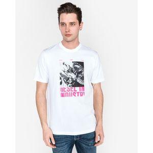 Diesel Just Y3 Koszulka Biały obraz