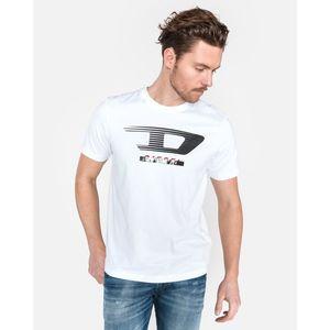 Diesel Just Y4 Koszulka Biały obraz