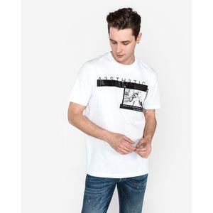 Diesel Just YP Koszulka Biały obraz