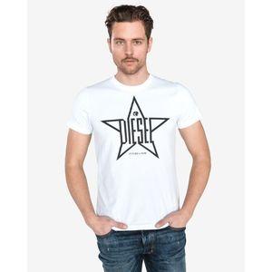 Diesel T-Diego Koszulka Biały obraz
