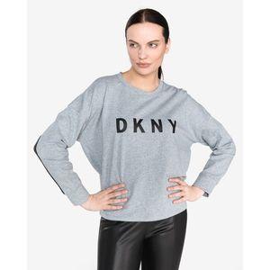 DKNY Bluza Szary obraz