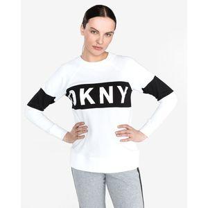DKNY Bluza Biały obraz
