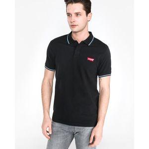 Levi's Polo Koszulka Czarny obraz