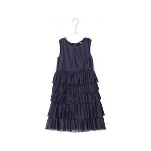 Guess Sukienka dziecięca Niebieski obraz