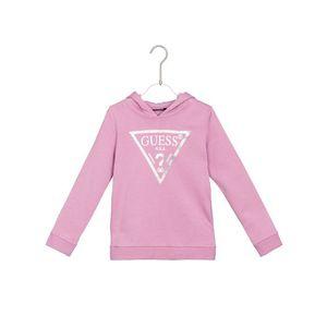 Guess Bluza dziecięca Różowy obraz