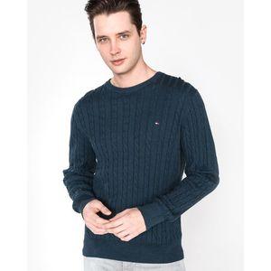 Tommy Hilfiger Sweter Niebieski obraz