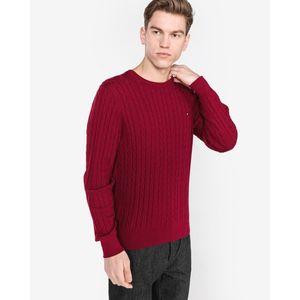 Tommy Hilfiger Sweter Czerwony obraz