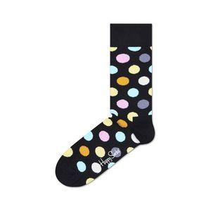 Happy Socks Big Dot Skarpetki Czarny obraz