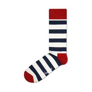 Happy Socks Stripe Skarpetki Biały obraz