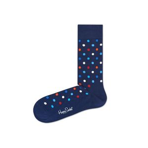 Happy Socks Dot Skarpetki Niebieski Wielokolorowy obraz