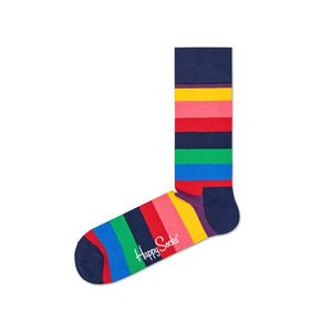 Happy Socks Stripe Skarpetki Wielokolorowy obraz