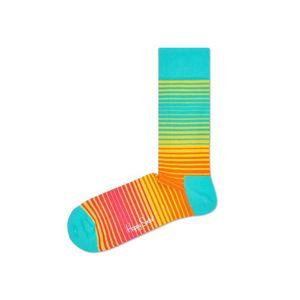 Happy Socks Sunrise Skarpetki Niebieski Wielokolorowy obraz