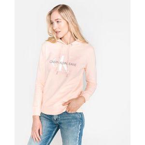 Calvin Klein Bluza Beżowy obraz