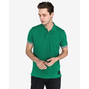 Tommy Hilfiger Polo Koszulka Zielony obraz
