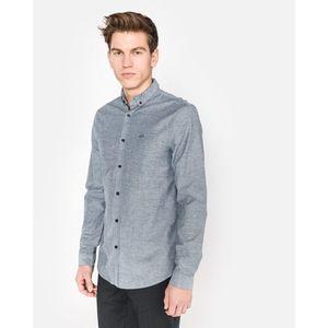 Armani Exchange Koszula Niebieski Szary obraz