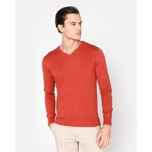Tom Tailor Sweter Pomarańczowy obraz