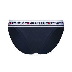 Tommy Hilfiger Spodenki Niebieski obraz