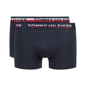Tommy Hilfiger 2-pack Bokserki Niebieski obraz