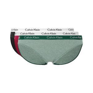 Calvin Klein 3-pack Spodenki Czarny Zielony Czerwony obraz