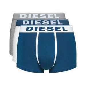 Diesel 3-pack Bokserki Niebieski Biały Szary obraz