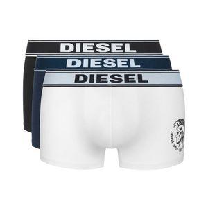 Diesel 3-pack Bokserki Czarny Niebieski Biały obraz