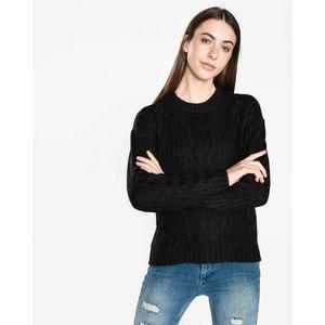 Vero Moda Alpine Sweter Czarny obraz