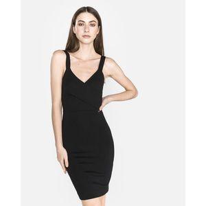Armani Exchange Sukienka Czarny obraz