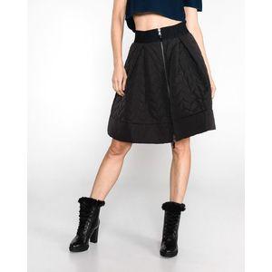 Armani Exchange Spódnica Czarny obraz