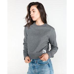 Calvin Klein Bluza Szary obraz