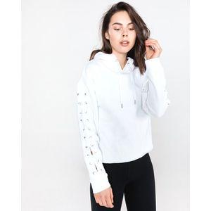 DKNY Boxy Bluza Biały obraz