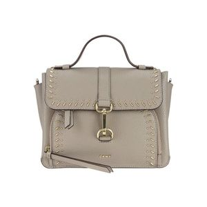 DKNY Paris Cross body bag Szary Beżowy obraz