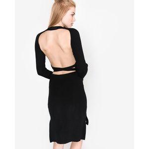 Diesel String Sukienka Czarny obraz
