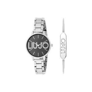 Liu Jo Zegarek Srebrny obraz